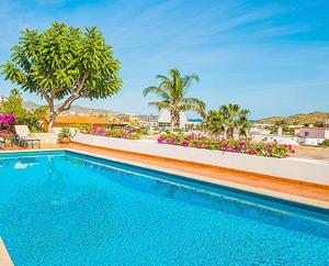 Vacation Rental Villa Carolina in Cabo San Lucas Mexico