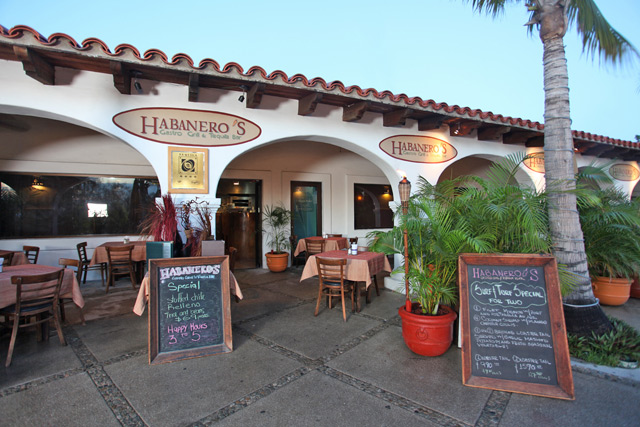 Habaneros Gastro Grill In Los Cabos Mexico