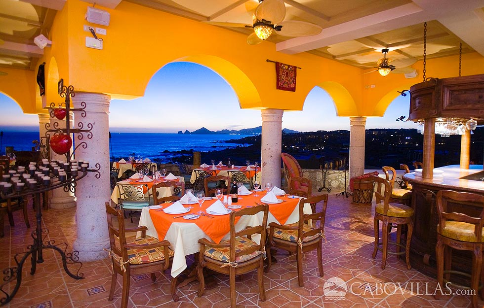 All-Inclusive Dining at Hacienda Resort in Los Cabos Mexico