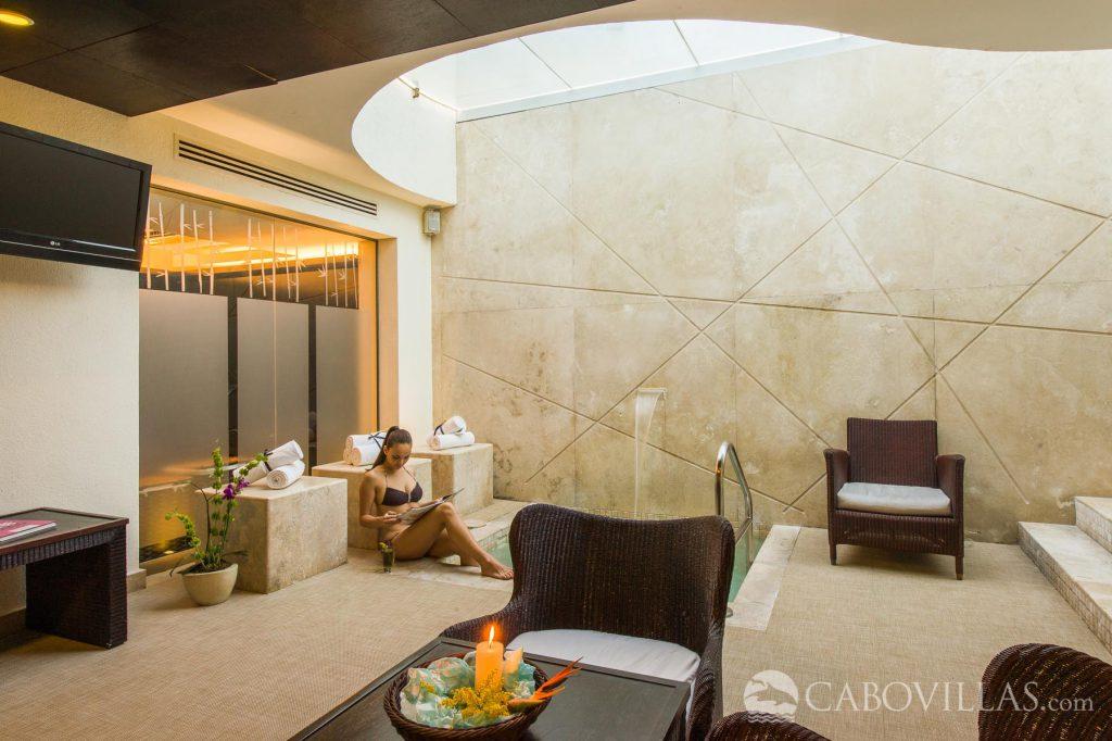 The spa at Casa Dorada Los Cabos in Cabo San Lucas