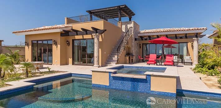 Luxury Private Vacation Villa Rental in Los Cabos Mexico at Diamante