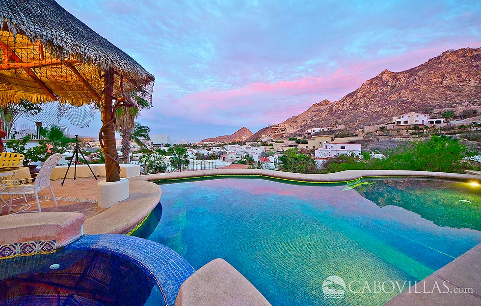 Villa Serrana, Vacation Rental in Cabo San Lucas Mexico