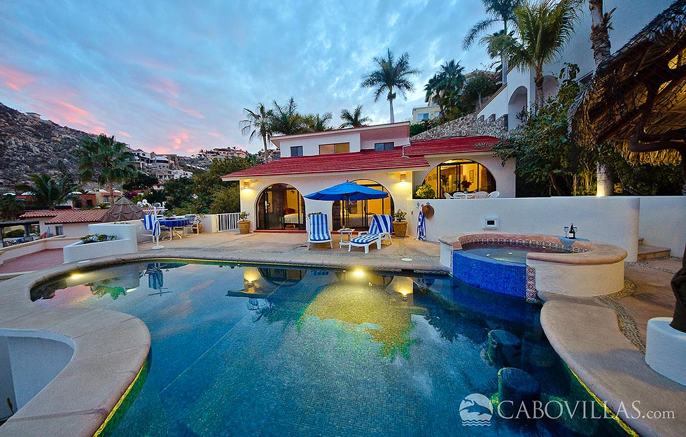Cabo San Lucas Mexico Vacation Rental Villa Serrana is an excellent value