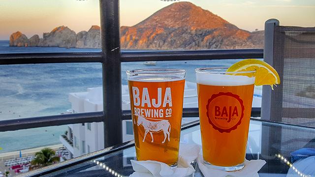 Baja Brewing Company Cabo San Luccas