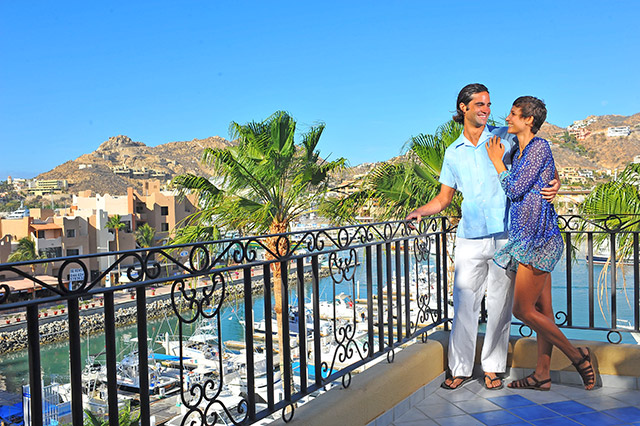 Marina Fiesta Resort and Spa in Cabo San Lucas, Mexico