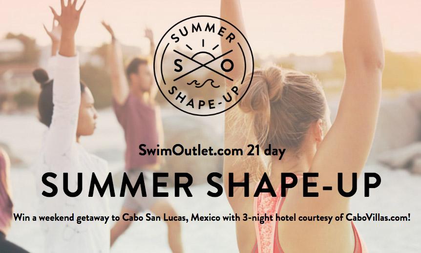 Swim Outlet Summer Shape-Up Contest