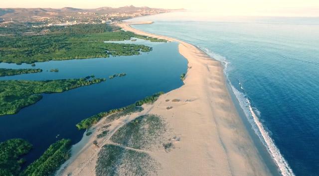 Los Cabos Aerial Video