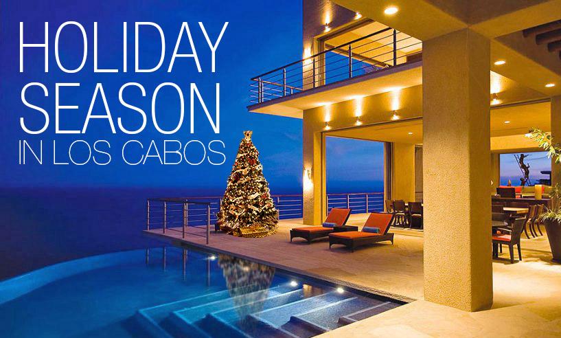 Holiday Season Villa Rentals in Cabo San Lucas, Mexico (CaboVillas.com)