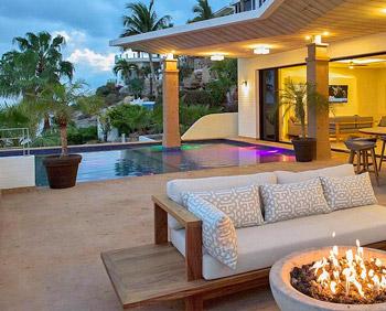 Luxury Private Holiday Season Vacation Rentals in Los Cabos, Mexico