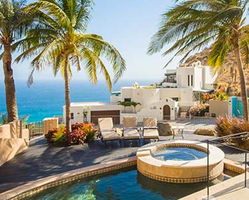 Cabo San Lucas Christmas and New Year's Eve Private Villa Rentals