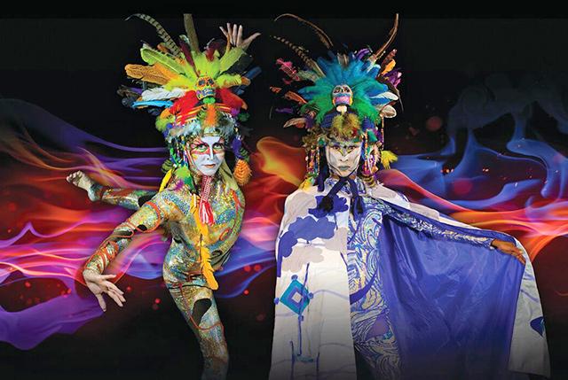 Wirikuta Show Los Cabos Mexico