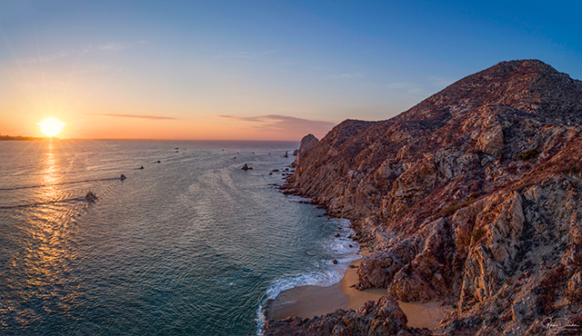 Sunset Cabo San Lucas Mexico Vacations and Activities