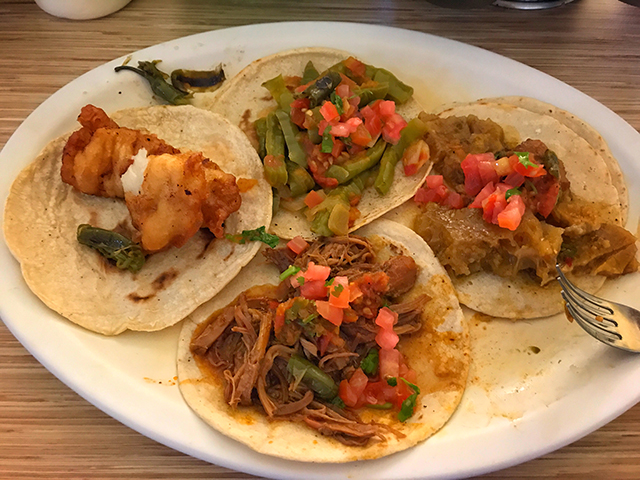 Tacos in Cabo