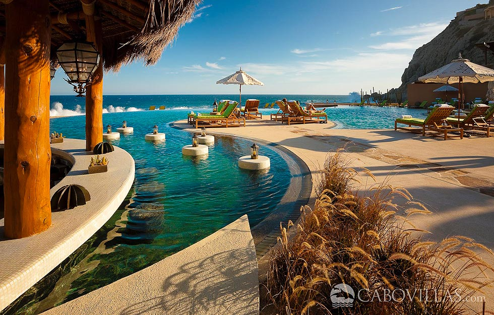 The Resort at Pedregal in Cabo San Lucas, Mexico is a favorite luxury getaway for visitors seeking the very finest