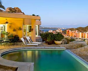Christmas and New Year's Eve Villa Rentals in Los Cabos Mexico