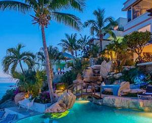Holiday Season Vacation Rentals in Cabo San Lucas Mexico