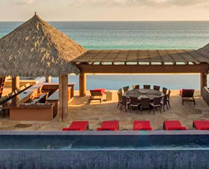 Luxury Beachfront Vacation Rental in Cabo San Lucas Mexico