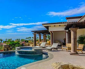 Christmas and New year's Eve Villa Rentals in Cabo San Lucas