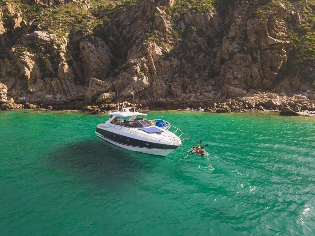 Luxury Yacht Charters in Cabo San Lucas