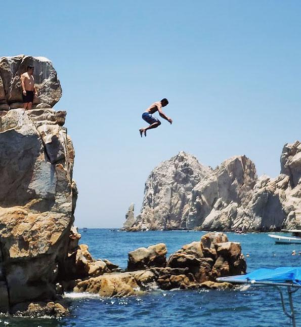 Activities in Cabo San Lucas Mexico