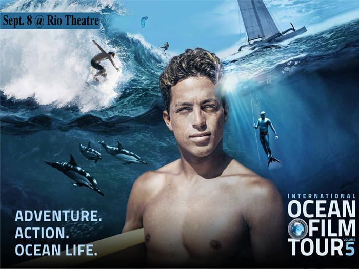 International Ocean Film Festival Tour