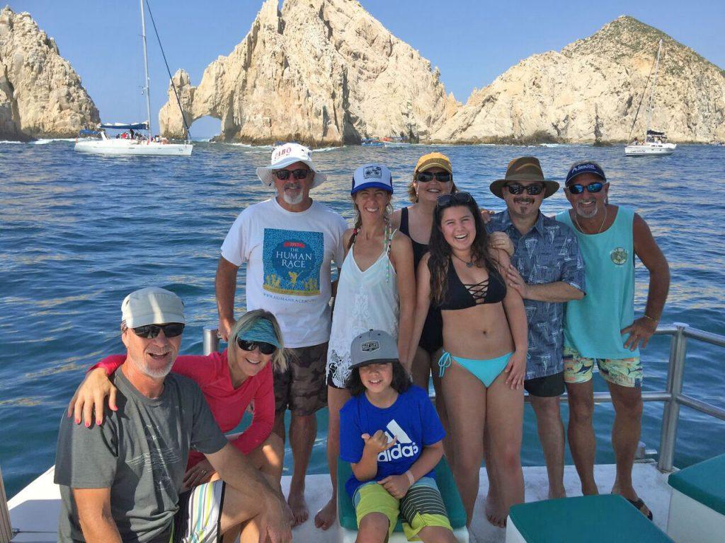 La Isla Boat Tours in Cabo San Lucas Mexico