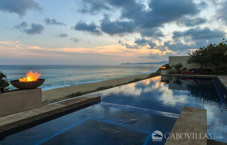 Luxury vacation rental Villa Tranquilidad in Los Cabos Mexico