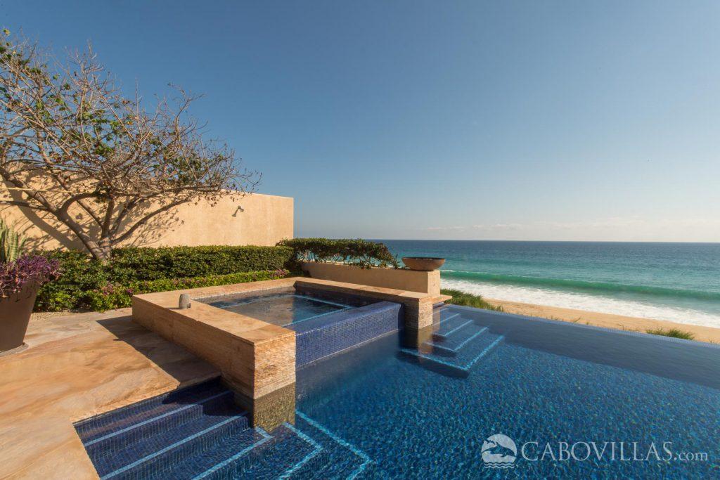 Villa Tranquilidad Luxury Beachfront Vacation Rental in Los Cabos Mexico