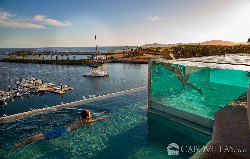 Hotel El Ganzo luxury boutique resort in Los Cabos Mexico