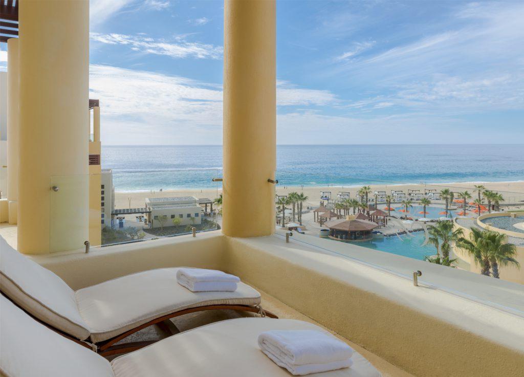 Pueblo Bonito Pacifica luxury romantic getaway in Cabo San Lucas Mexico
