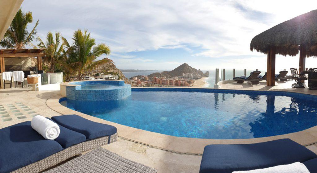 Luxury vacation rental in Los Cabos Mexico