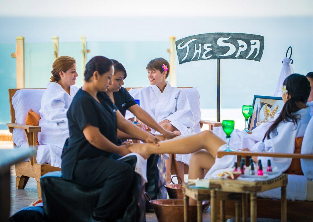 Mobile spa treatments in Los Cabos Mexico
