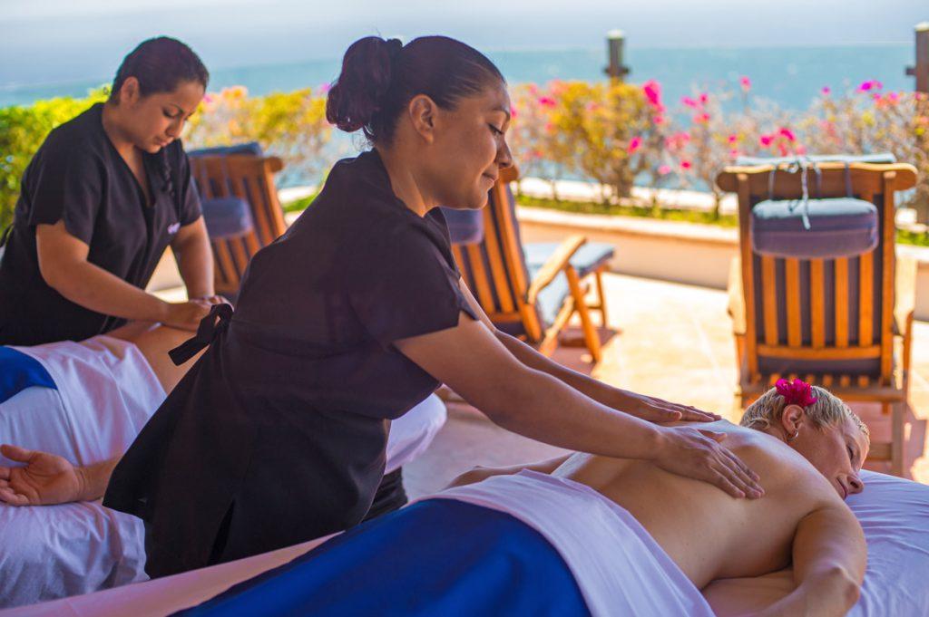 Spa Services in Los Cabos Mexico