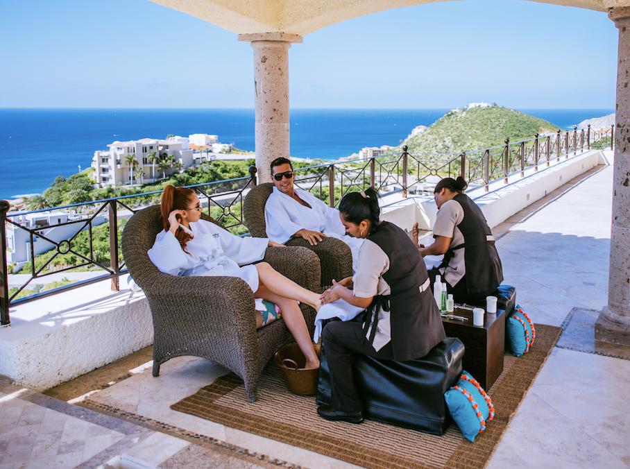 Luxury Spa Services Cabo San Lucas Mexico