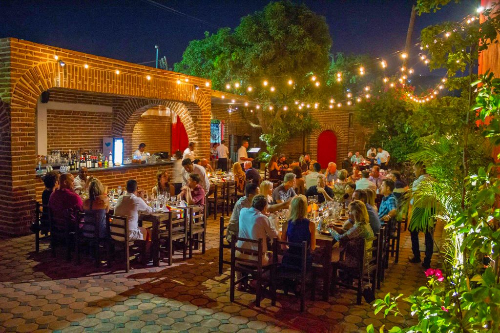 Mexican fine dining in Cabo San Lucas
