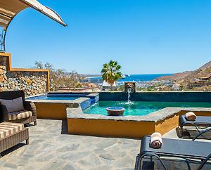 Cabo San Lucas Mexico Ocean View Vacation Villa Rentals