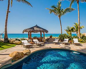 Holiday Season luxury vacation rentals in Cabo San Lucas Mexico