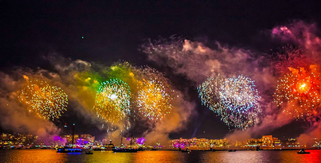 New Year's Eve Events in Cabo San Lucas Mexico