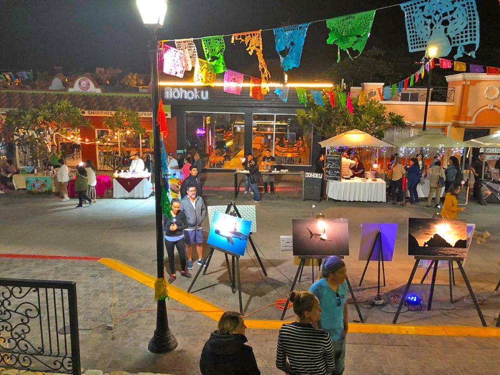 Viva la Plaza Event in Cabo San Lucas Mexico