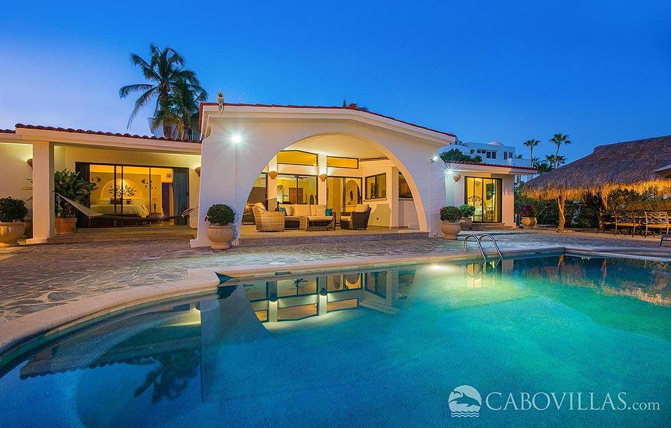 Cabo San Lucas Mexico Private Vacation Villa Rentals
