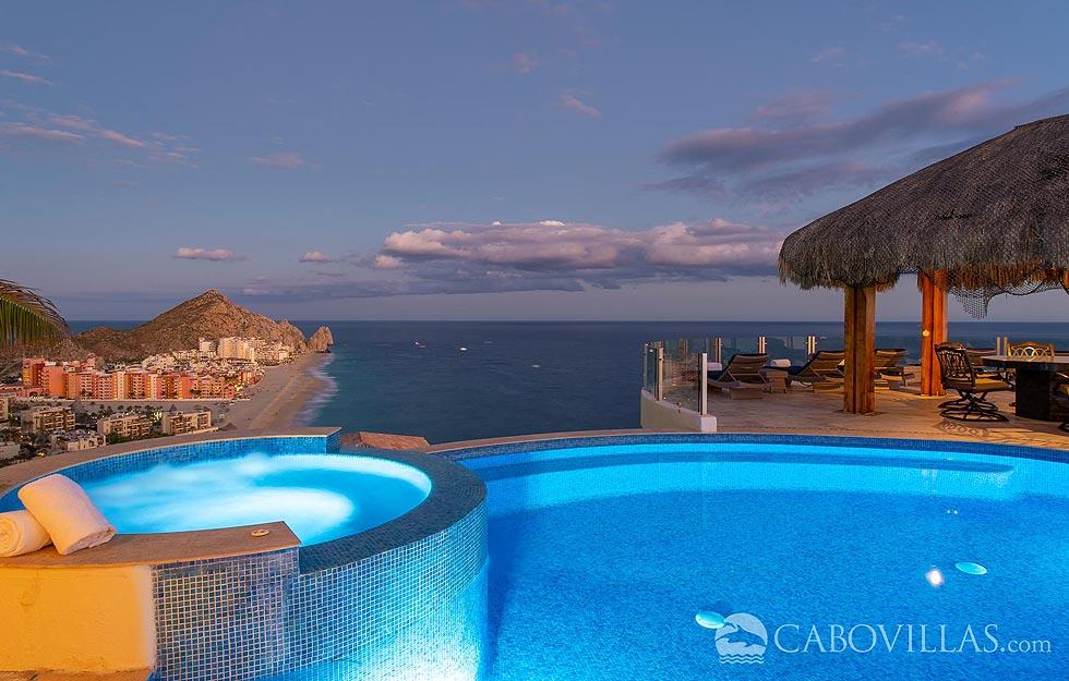Private luxury vacation rental Villa Penasco in Cabo San Lucas Mexico