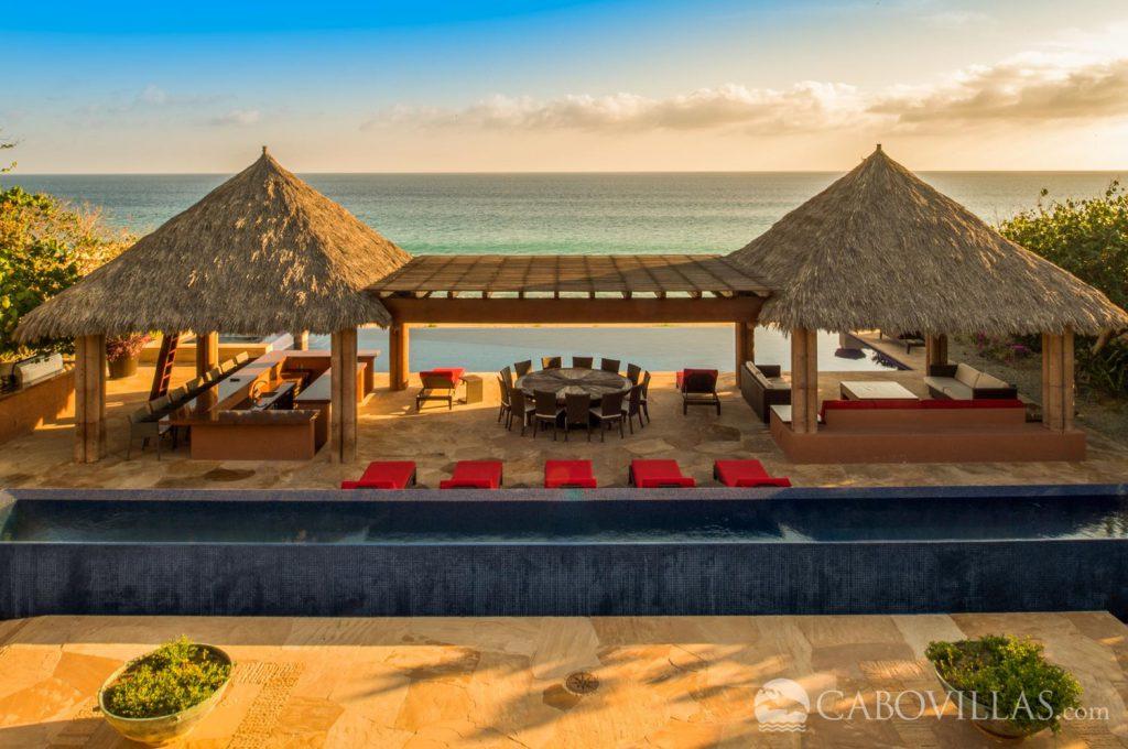 Luxury vacation in Los Cabos at private vacation rental Villa Tranquilidad