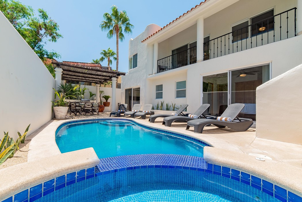 Family friendly vacation rentals in Cabo San Lucas Mexico