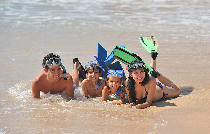 Family vacation values in Cabo San Lucas Mexico