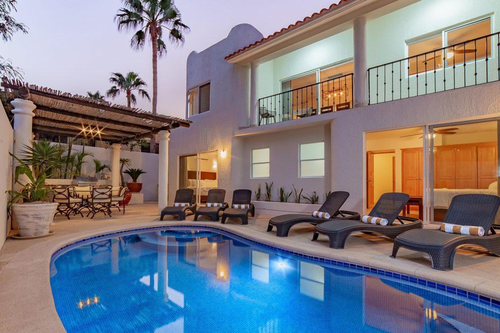 Vacation rentals in Cabo San Lucas Mexico