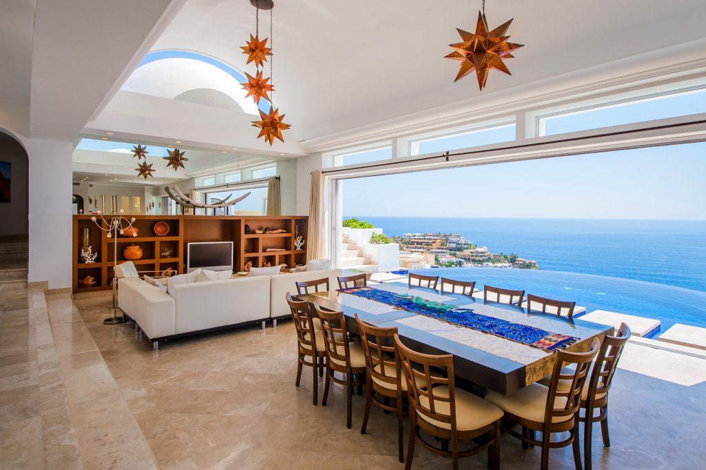 Villa Clara Vista Luxury  Vacation Rental in Cabo San Lucas Mexico