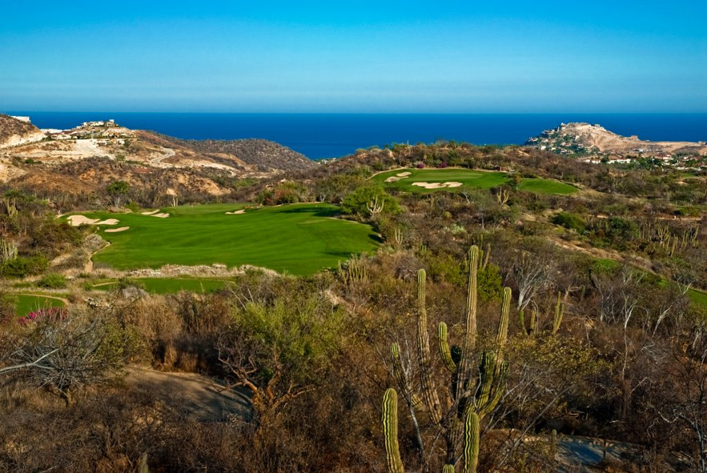 Golf Vacation Home Real Estate in Cabo San Lucas Mexico